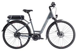 City Bike Elettrica Brinke Elysse 2 Unisex Di2 Nexus Grigio