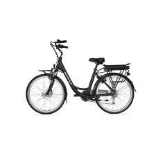 City Bike Elettrica Electri Ellie 26 7V Brushless Nero