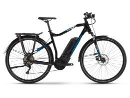 City Bike Elettrica Haibike Sduro Trekking 3.0 Uomo 10V
