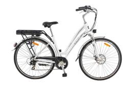 City Bike Elettrica Italwin Prestige Unisex 26 8.7Ah 36V
