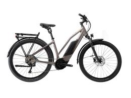 City Bike Elettrica Lapierre Overvolt Explorer 7.5 Donna Deore 10V