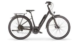 City Bike Elettrica MBM Oberon 28 Donna 7V Oli Move