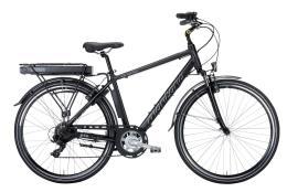 City Bike Elettrica Montana Bluecity Uomo TY300 6V