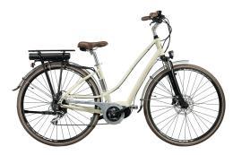City Bike Elettrica Montana E-Lunapiena Donna Acera 7V