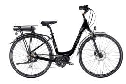 City Bike Elettrica Montana E-Thea 28 Donna Acera 7V Nero