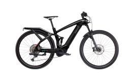 City Bike Elettrica Trekking Bianchi E-Omnia Ft Type 12V XT Nera