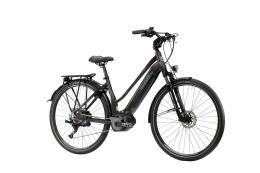City Bike Elettrica Trekking Lombardo Roma 8.0 Lady XT 11V