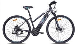 City Bike Elettrica Trekking Torpado Artemis 28 Donna 250W