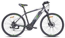 City Bike Elettrica Trekking Torpado Poseidon 28 250W