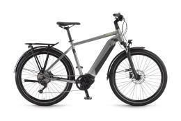 City Bike Elettrica Trekking Winora Sinus iX10 Uomo 27.5 10V