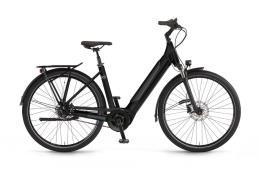 City Bike Elettrica Trekking Winora Sinus R8f Unisex 8V Verde Ombra