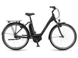 City Bike Elettrica Winora Sima N7 500 Plus 26 Nero