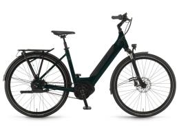 City Bike Elettrica Winora Sinus 28 iR380Auto Monotubo
