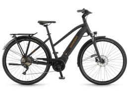 City Bike Elettrica Winora Sinus i10 Donna 28 10V Deore