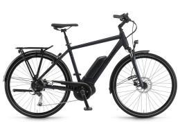 City Bike Elettrica Winora Tria 10 Uomo 28 10V Deore