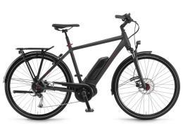 City Bike Elettrica Winora Tria 9 Uomo 28 9V Alivio