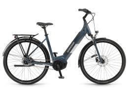 City Bike Elettrica Winora Yucatan iN7f Unisex 28 7V Nexus