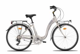 City Bike Montana Ayda 26 Ty300 7V Golden Cream