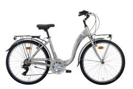 City Bike Montana Ayda 28 Ty300 7V Golden Cream