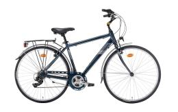 City Bike Montana Bluecity 28 Uomo TY300 21V Revo