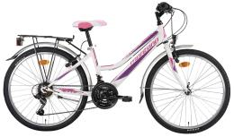 City Bike Montana Escape 24 Donna Hi-Ten 18V Revo