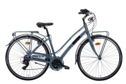 City Bike Montana Lunapiena 28 Donna TY300 21V Revo