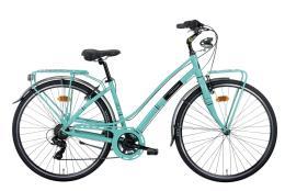 City Bike Montana Lunapiena 28 Donna TY300 7V Revo
