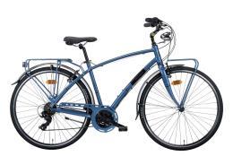City Bike Montana Lunapiena 28 Uomo TY300 21V Revo