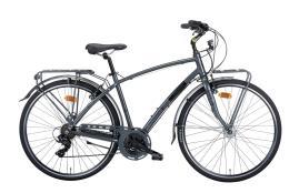 City Bike Montana Lunapiena 28 Uomo TY300 21V Sti