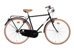 City Bike Montana Sport Uomo 28 1V Nero