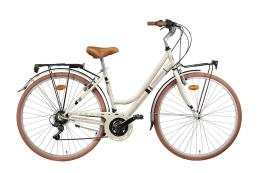 City Bike Montana Streetland 28 Donna Hi-Ten 21V Revo