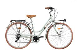 City Bike Montana Streetland 28 Donna Hi-Ten 7V Revo