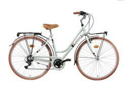 City Bike Montana Streetland 28 Donna Hi-Ten 7V Revo