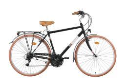 City Bike Montana Streetland 28 Uomo Hi-Ten 21V Revo