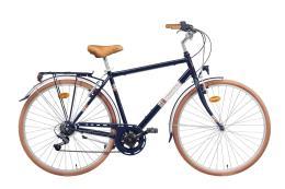 City Bike Montana Streetland 28 Uomo Hi-Ten 7V Revo