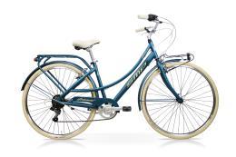 City Bike Speed Cross Andromeda 28 Lady 7V Ottanio Opaco