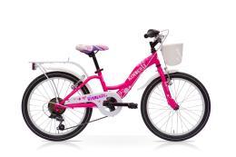 City Bike SpeedCross Kimberly 20 6V Fucsia
