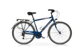 City Bike SpeedCross My Way Uomo 28 7V Blu