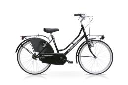City Bike SpeedCross Olanda Diva 24 Nera