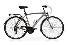 City Bike SpeedCross Season Uomo 28 24V Titanio