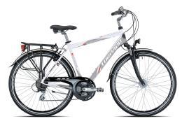 City Bike Torpado Navigator Lux 28 Uomo 21V Silver