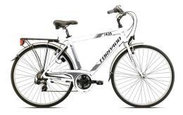 City Bike Torpado Partner 28 Uomo 21V Bianco