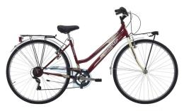 City Bike Trekking Cinzia Country 28 Donna 6V Amaranto