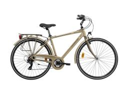 City Bike Trekking Lombardo Mirafiori 270 Uomo 28 21V Marrone