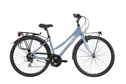 City Bike Trekking Lombardo Taranto Donna 28 24V Viola