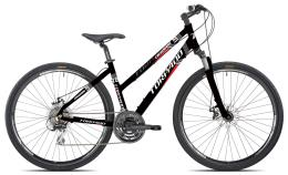 City Bike Trekking Torpado Crossfire Lady Acera 21V Nero