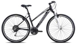 City Bike Trekking Torpado Sportage 28 Donna 24V Nero