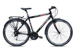 City Bike Trekking Torpado Sportage 28 Uomo 21V Nero