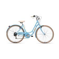 City Bike Vintage Cicli Adriatica Danish 28 Donna 6V Azzurra