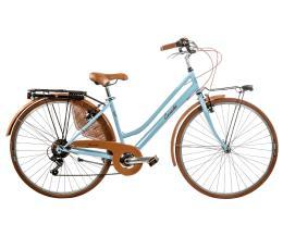City Bike Vintage Cicli Casadei Retro 28 Donna 6V